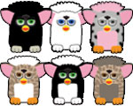 Furby Adult Generation 1