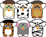 Furby Adult Generation 2