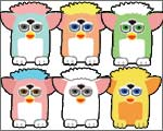 Furby Baby Generation 1