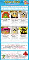 Furby Classified Ads - April/May 2006