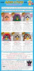 Furby Classified Ads - February 2006