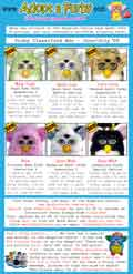 Furby Classified Ads - June/July 2006