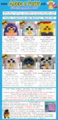 Furby Classified Ads - March 2006