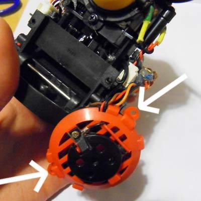 Furby Speaker Replacing 2