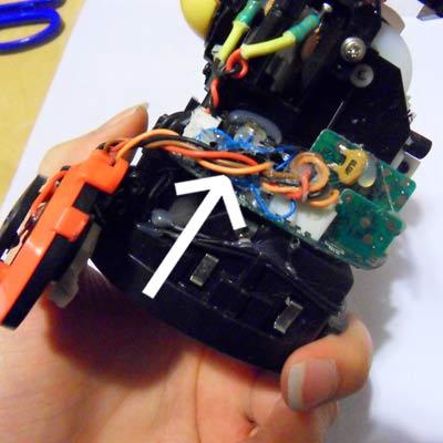 Furby Speaker Replacing 3